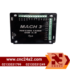 کنترلر MACH۳ USB -S