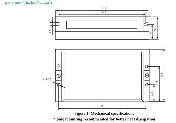 کاتالوگ راهنمای ۲   درایور استپ موتور DM۵۴۲E